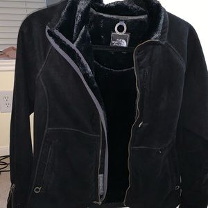 The North Face soft apex jacket